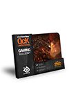 Steelseries Qck Cataclysm Deadwing Gaming MousePad