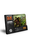 Steelseries Qck WoW Catacylsm Goblin MousePad