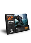 Steelseries Qck WoW Catacylsm Worgen MousePad