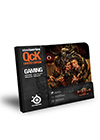 Steelseries Qck DiabloIII Barbarian MousePad