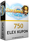 750 Bombom Kupon 5 TRY