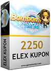 2.250 Bombom Kupon 15 TRY