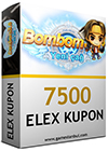 7.500 Bombom Kupon 50 TRY