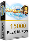 15.000 Bombom Kupon 100 TRY
