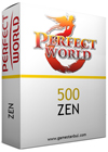 500 ZEN Perfect World
